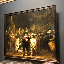 """""""The Night Watch"""" by Rembrandt van Rijn"""