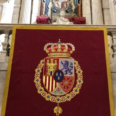 Spanish Royal Coat of Arms
